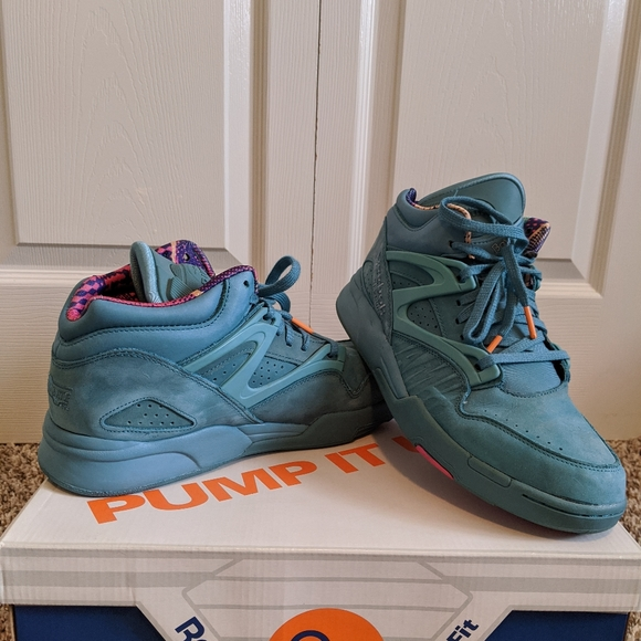 Reebok Shoes   Reebok Pump It Up Lemar
